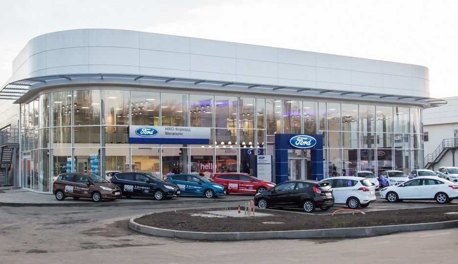 Форд  прекратит сотрудничество содним изкрупнейших дилеров РФ