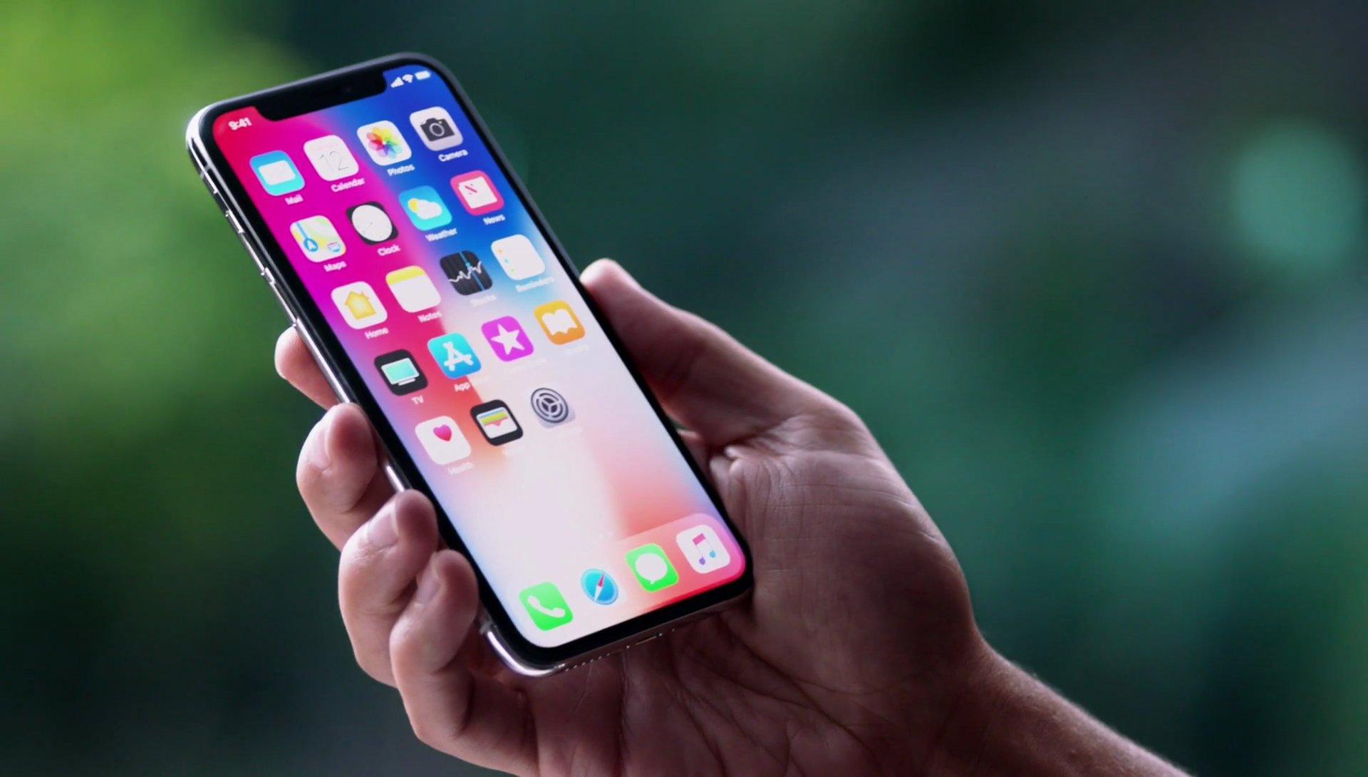 Apple может отказаться от«челки» убудущих телефонов