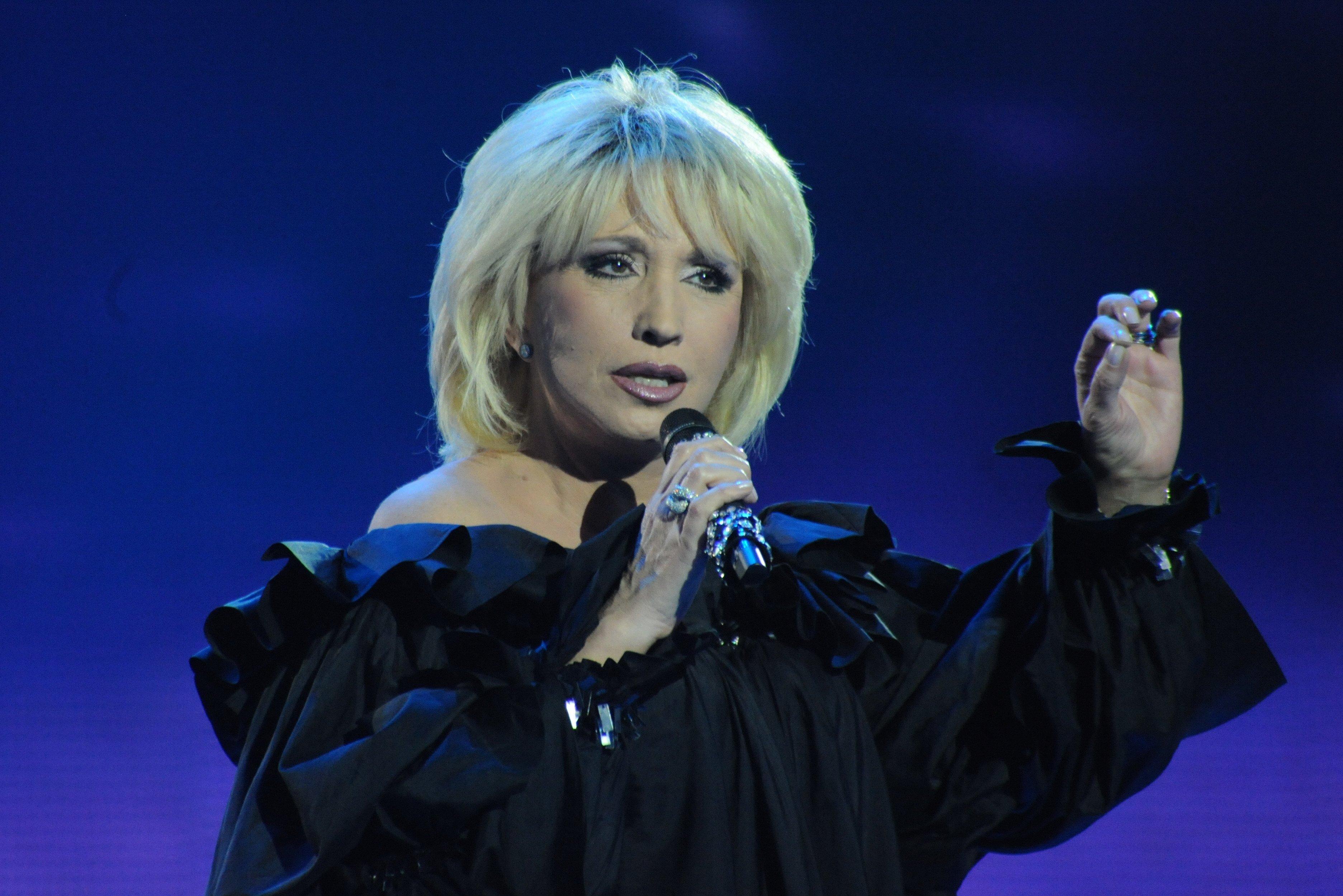 Ирина Аллегрова разочаровала публику наконцерте в северной столице