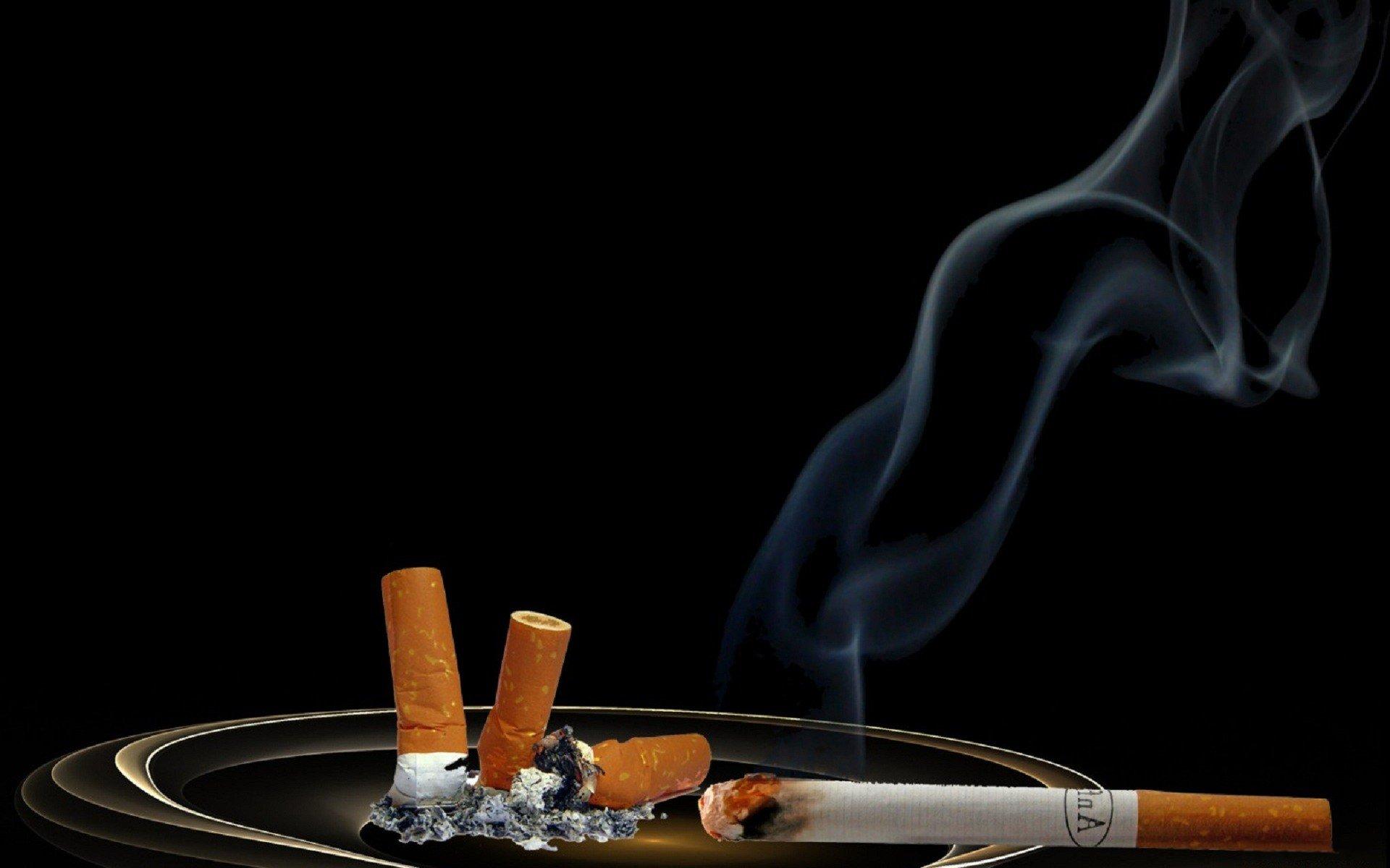 Курильщики имеют высокий риск развития психоза