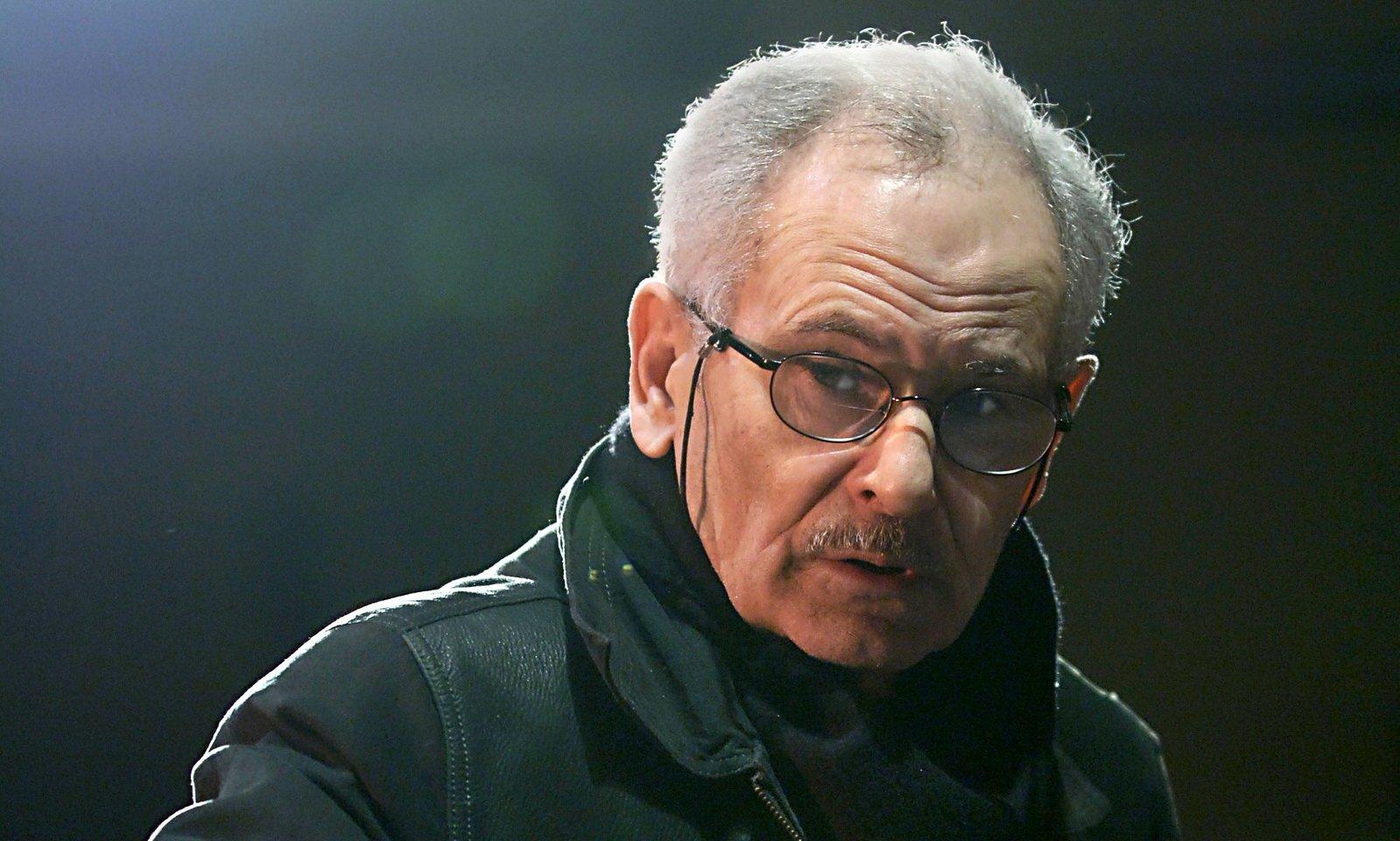 Кинорежиссера Леонида Квинихидзе похоронили наШушарском кладбище