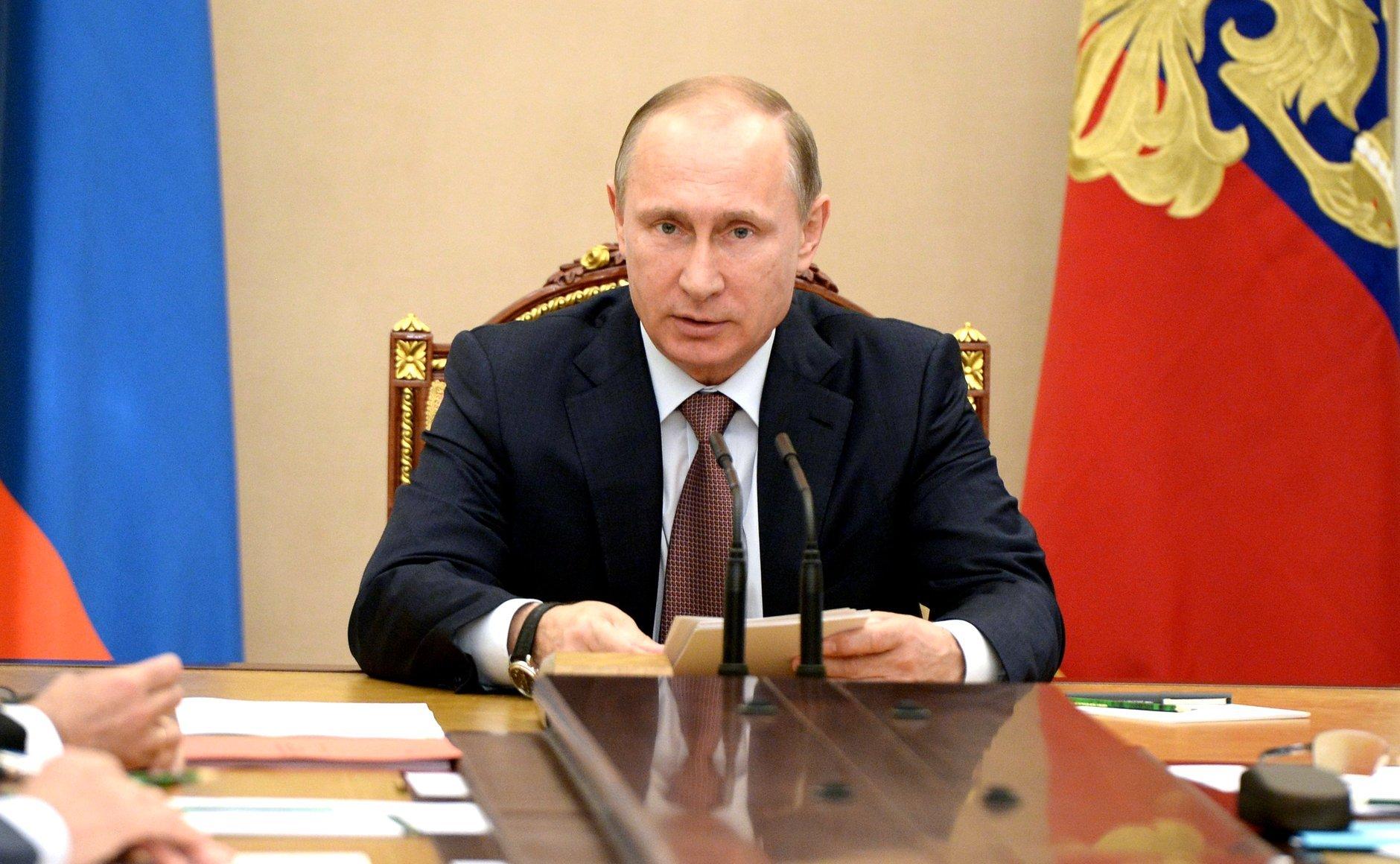 Совбез ООН поддержал Украинское государство — Аннексия Крыма