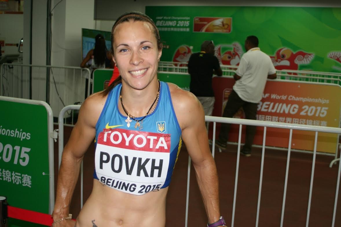 Две украинские легкоатлетки дисквалифицированы занарушение антидопинговых правил
