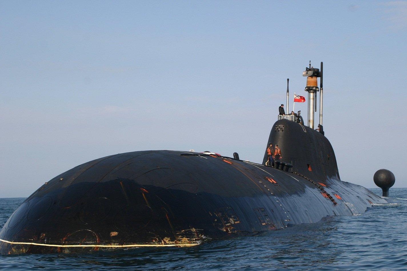 атомный подводный флот россии для