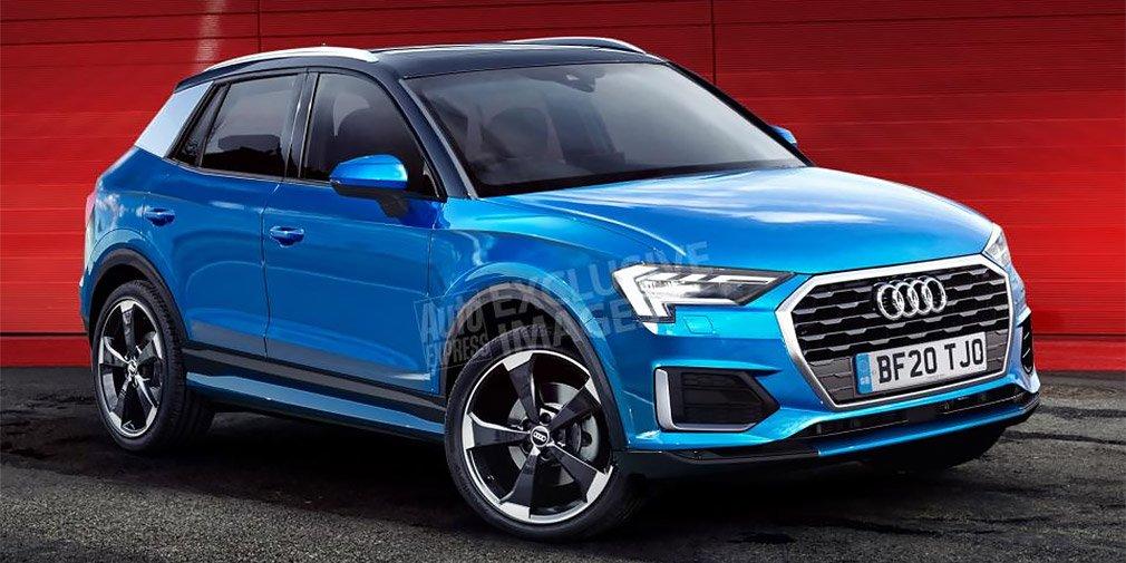 К 2020 году Audi выпустит свой самый маленький кроссовер