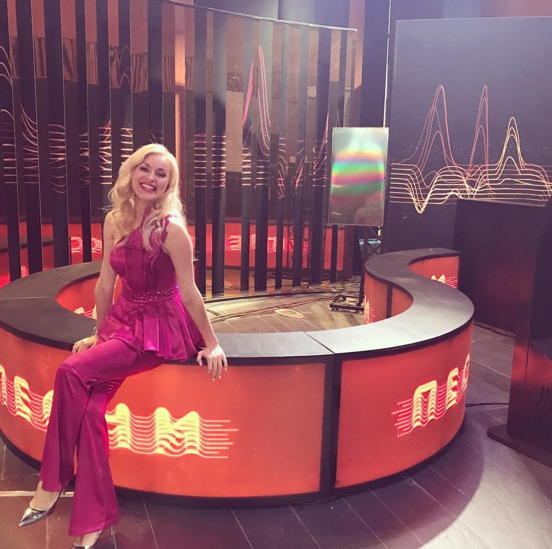 Солистка музыкального театра Красноярска прошла вшоу «Песни» наТНТ