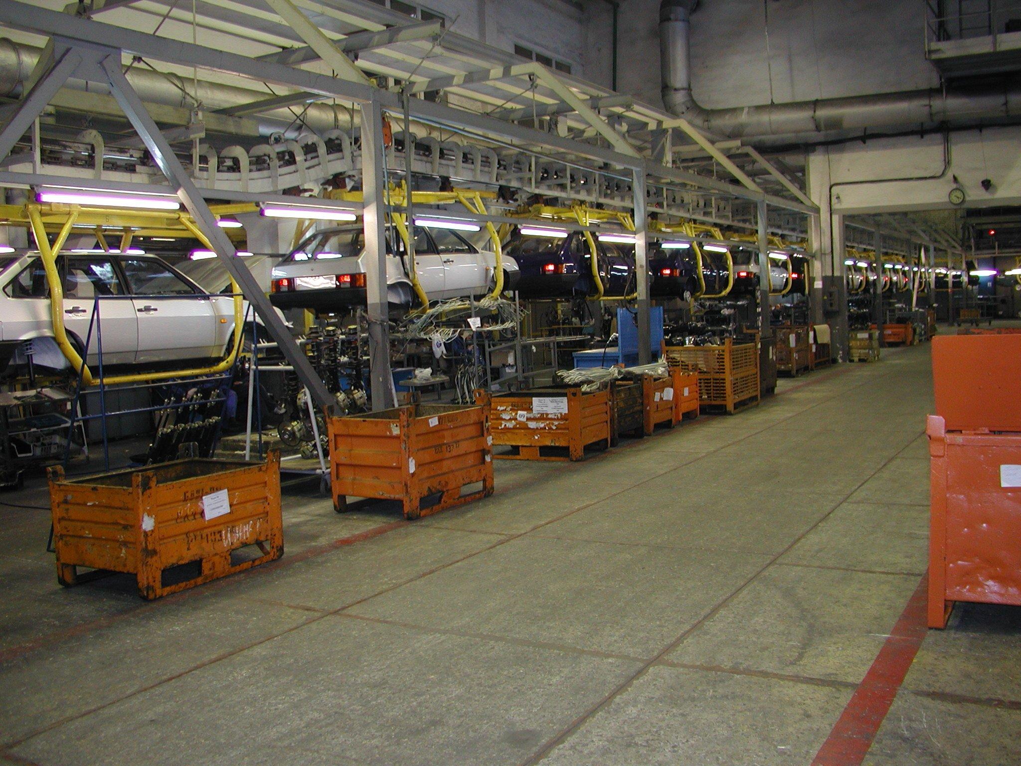 «Ростех» иRenault-Nissan увеличат долю вАВТОВАЗе