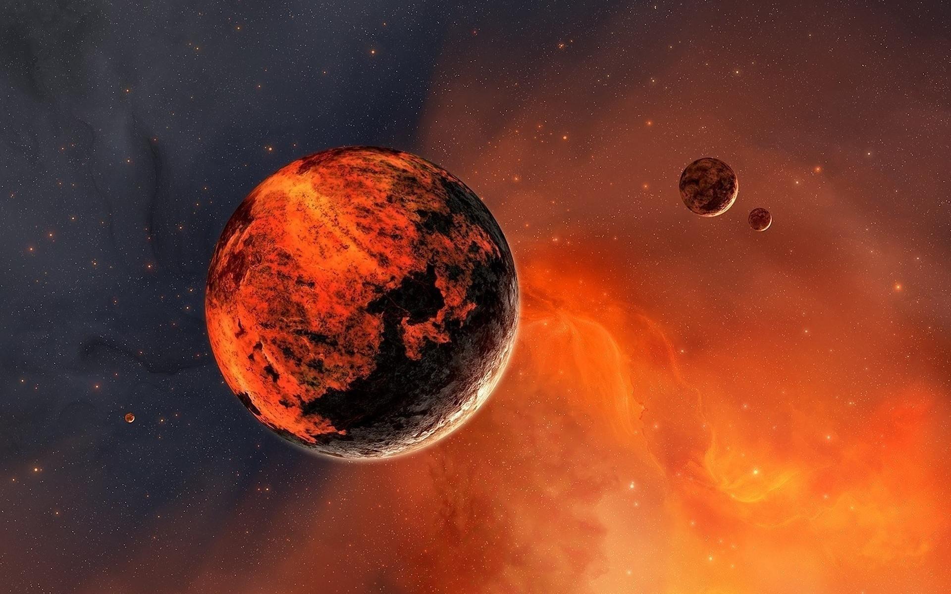Африканский космолог «открыл» Марс во 2-ой  раз