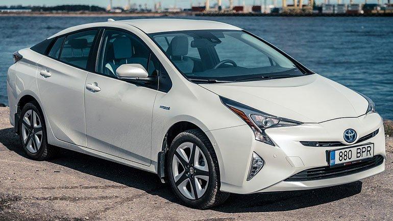Составлен рейтинг более экономичных японских авто