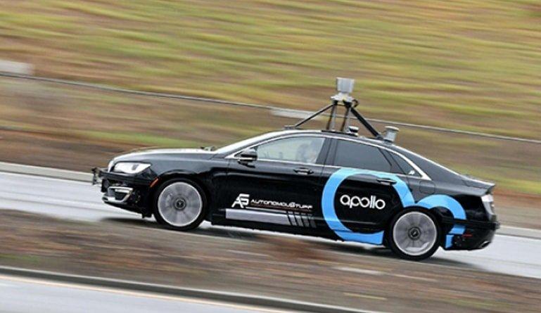 Baidu получил разрешение на испытания беспилотных автомобилей в Пекине