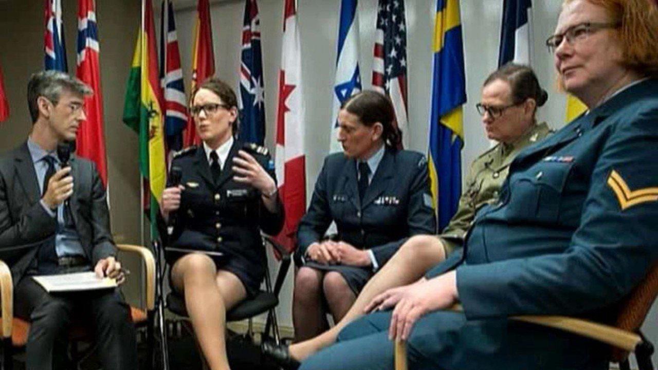 Трамп ограничил трансгендеров вправе служить вамериканской армии
