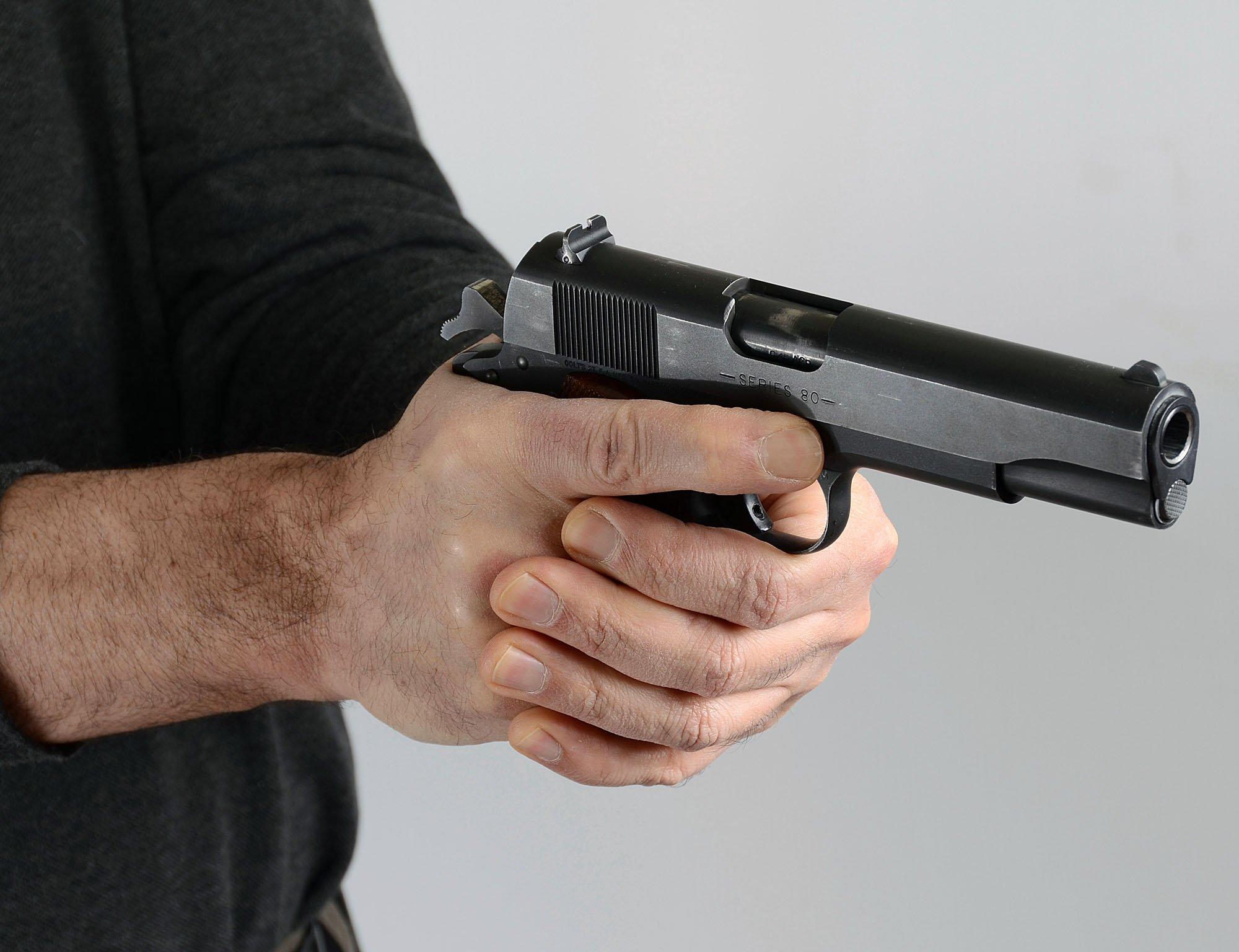 88-летний старик расстрелял проститутку из-за 20 долларов