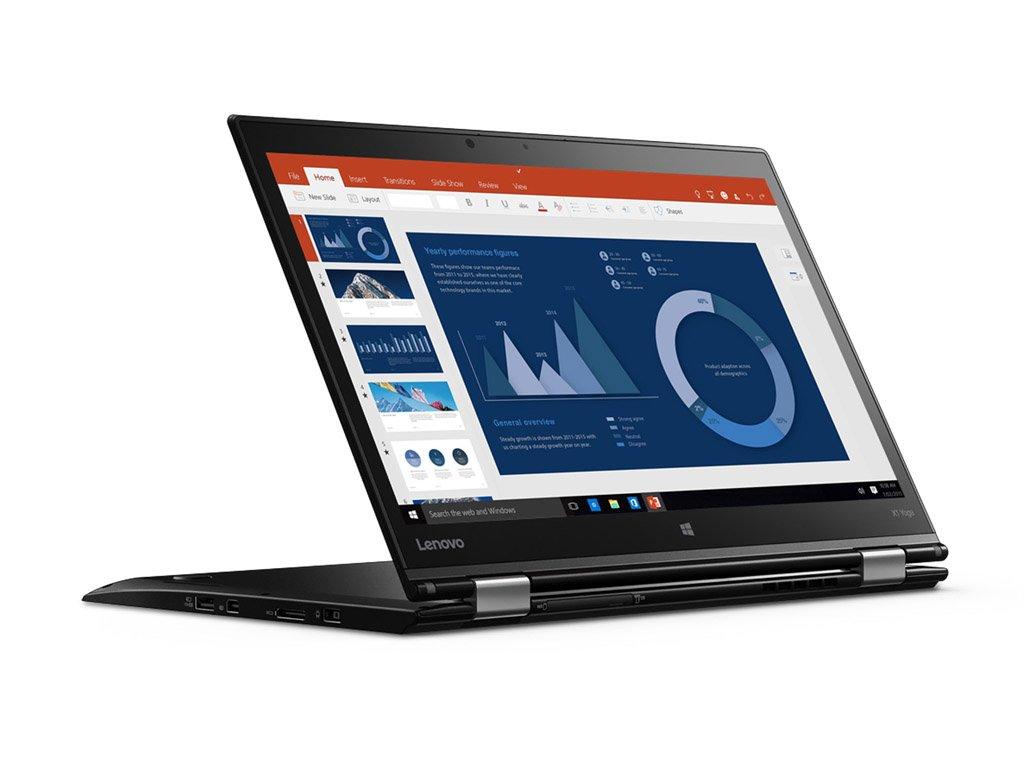 Специалисты сравнили ноутбуки Lenovo ThinkPad X1 Yoga иMacBook Pro