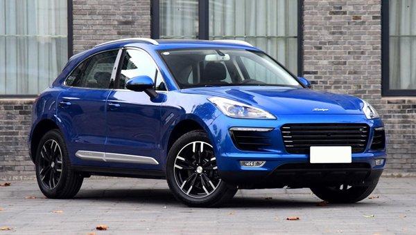 Zotye  рассматривает авторынок России для продаж «клона» Porsche Macan