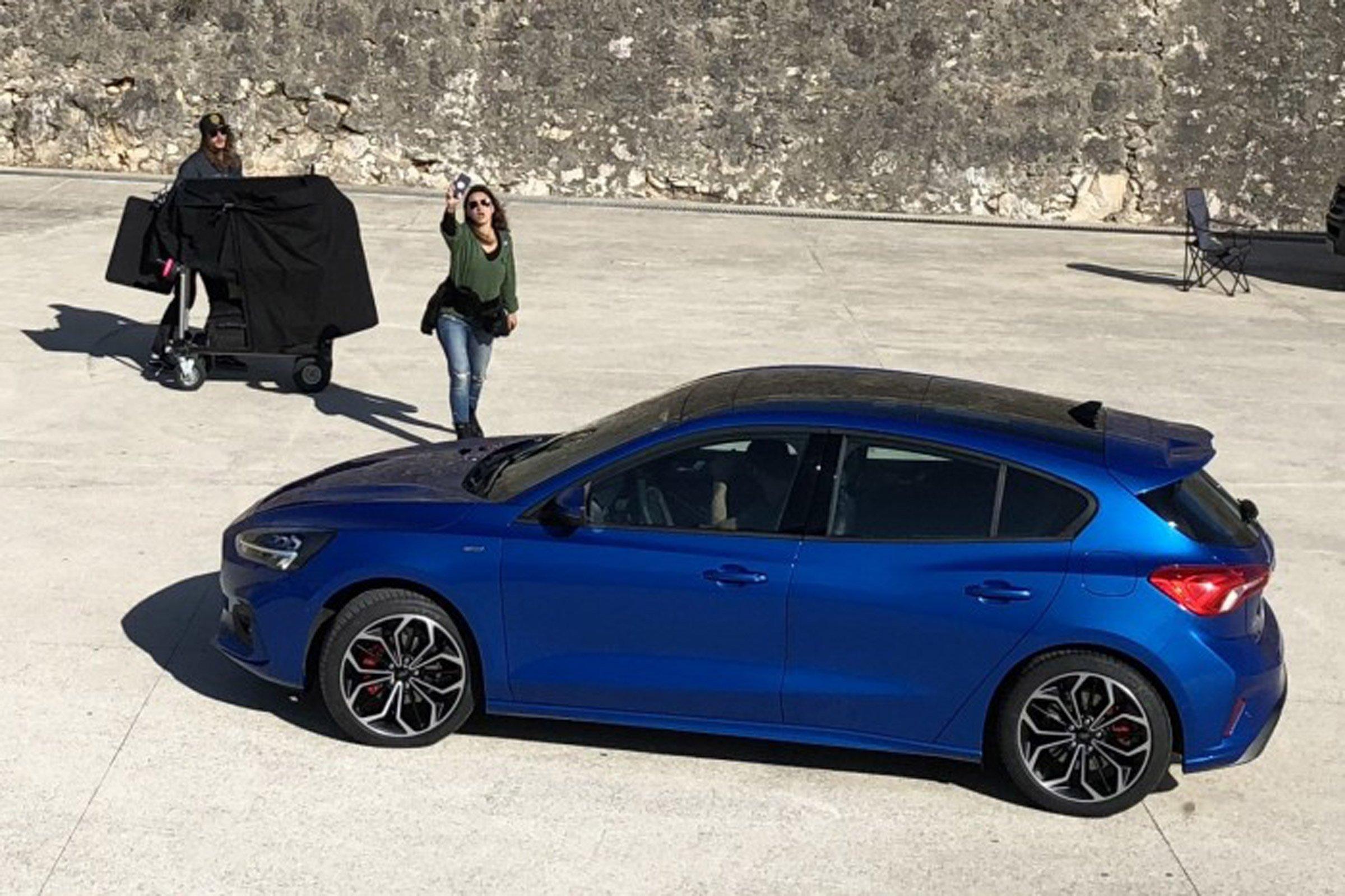 Стали известны некоторые детали оновом Форд Focus