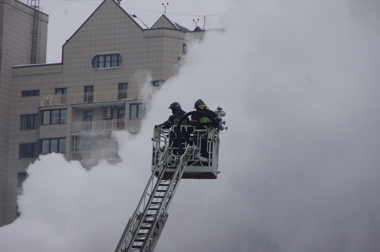 Опознаны 25 жертв пожара вКемерове— оперативный штаб