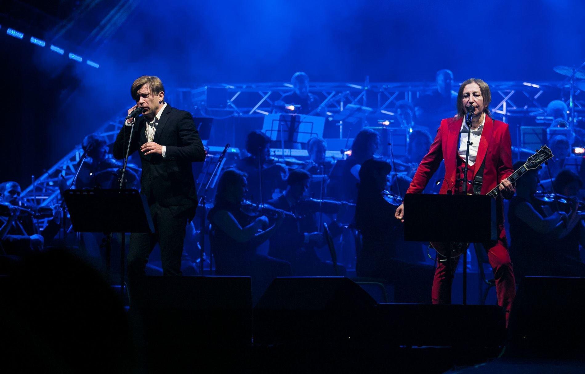 Группа «Би-2» отменила концерт 28марта из-за трагедии вКемерово