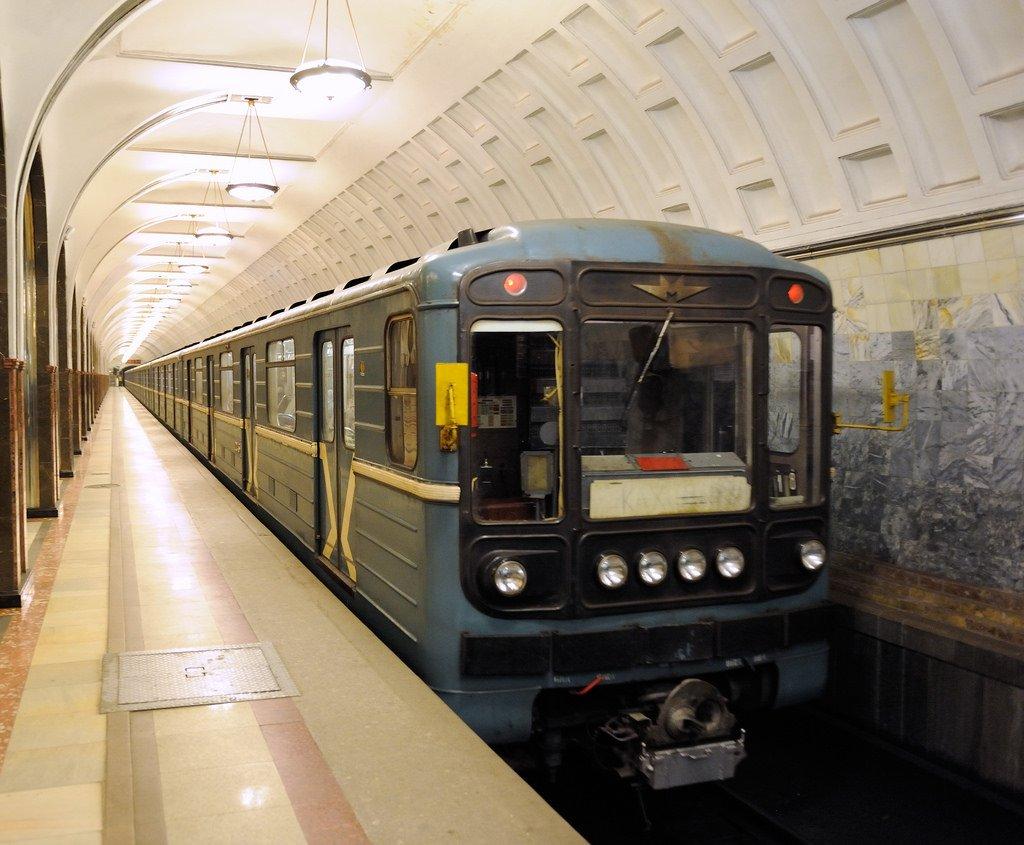 Наземный участок метро в новейшей российской столице накроют сплошным навесом