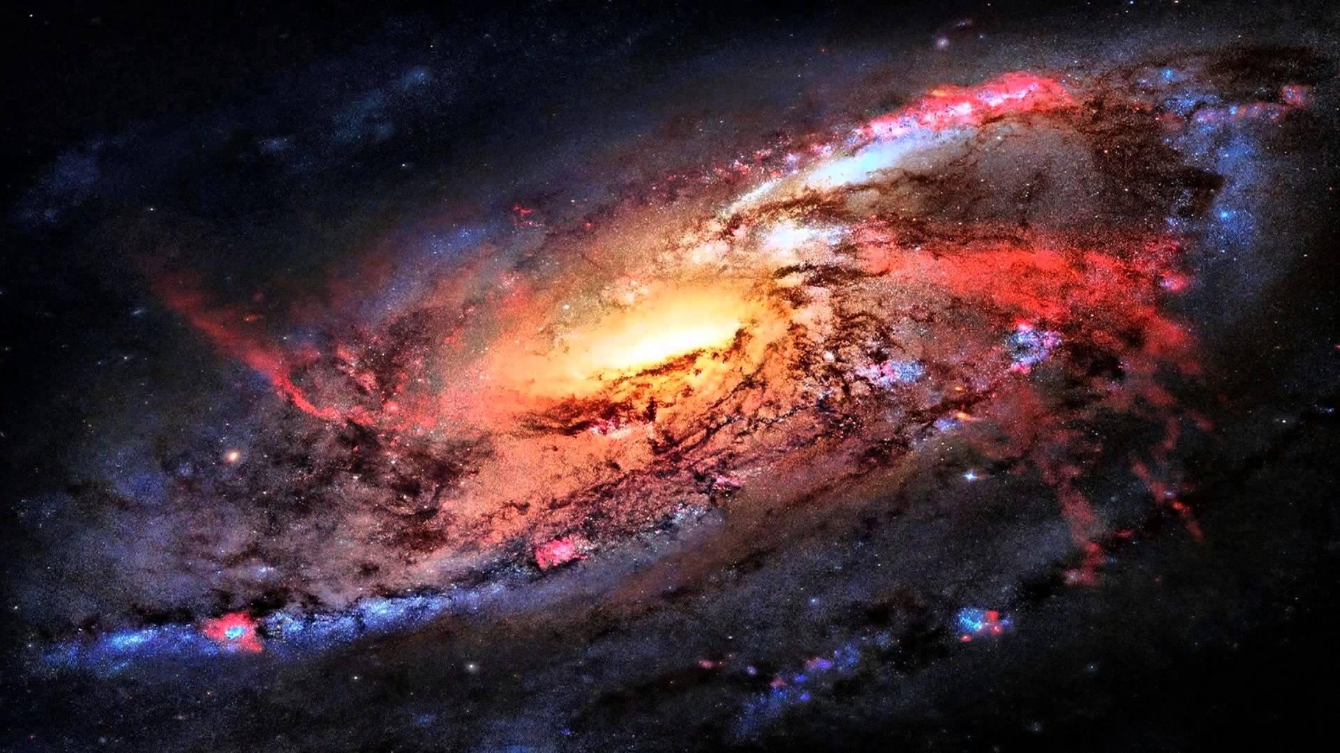 Найдена галактика без черной материи