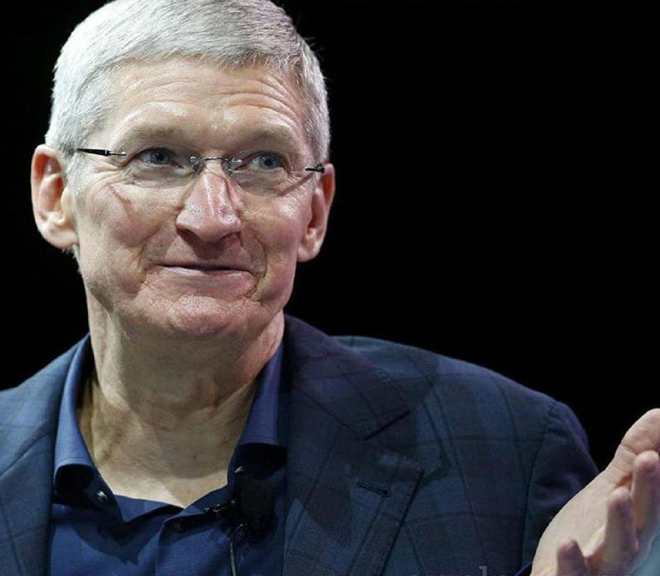 Тим Кук уверен, что iPhone создается вСША, ноне вКитайской народной республике