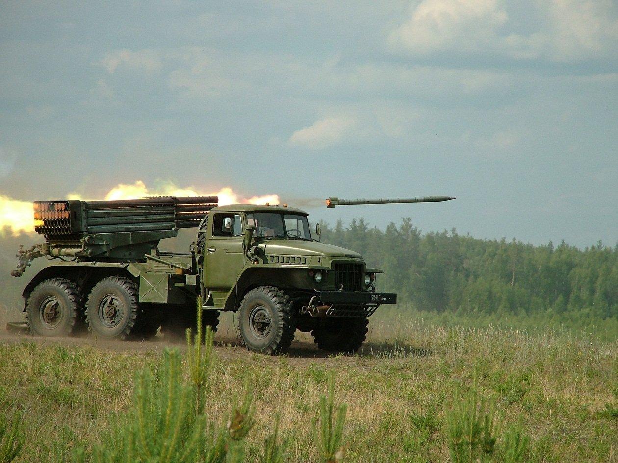 В РФ создадут роботизированную РСЗО свозможностью поражать вертолеты ибеспилотники