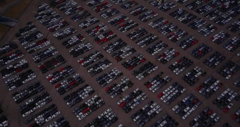 Машины с автокладбищ Volkswagen и Audi будут распроданы