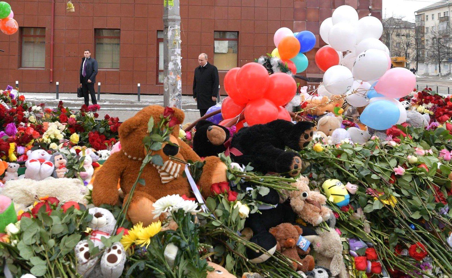 Эвакуации людей изТЦ вКемерово препятствовали нелегальные перепланировки