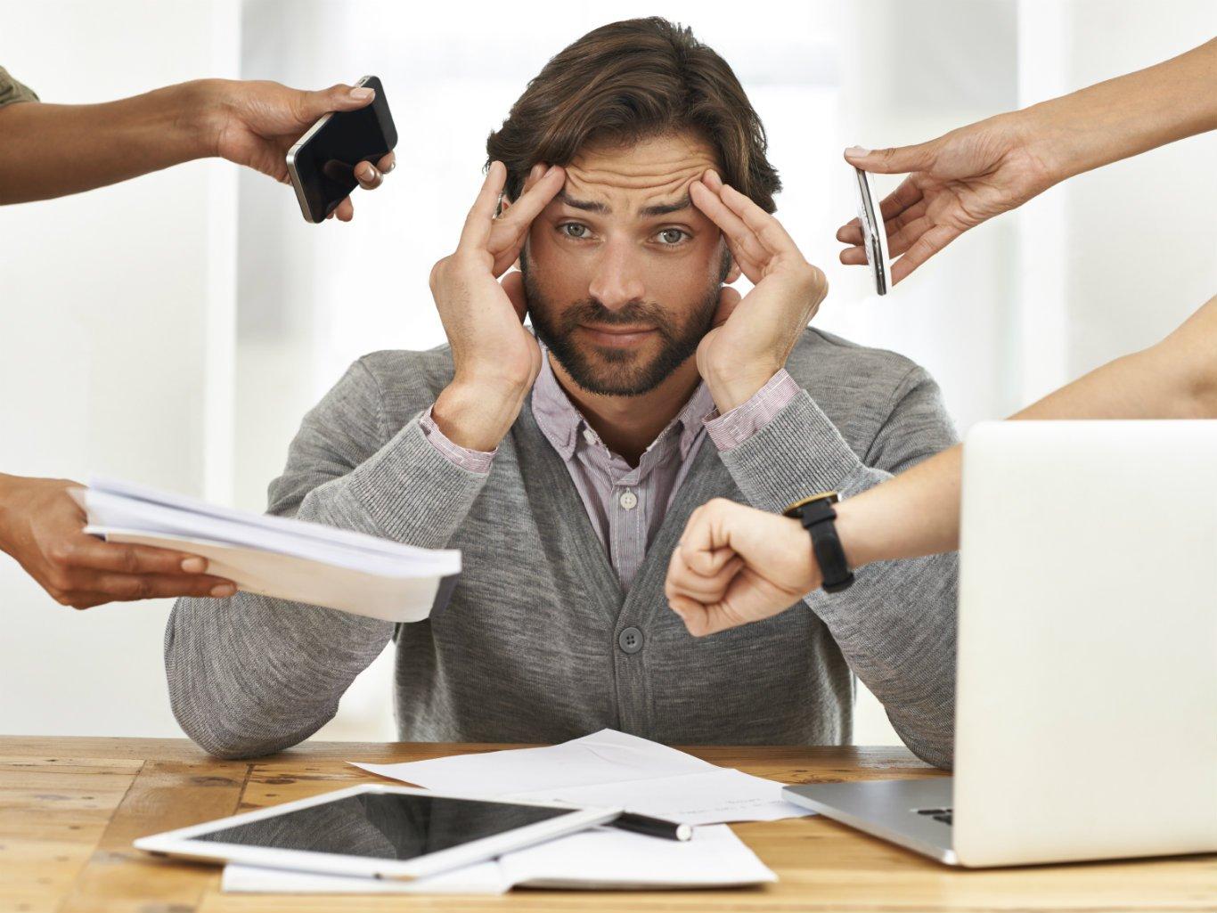 Стресс против эрекции: не дай проблемам на работе погубить твой секс