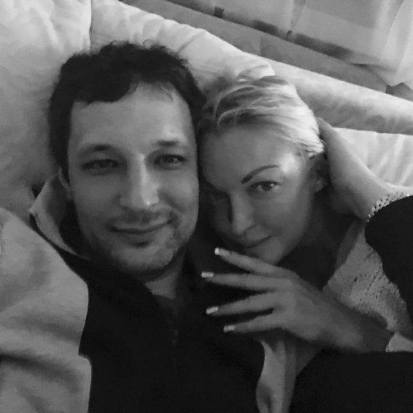 Анастасия Волочкова заговорила о свадьбе