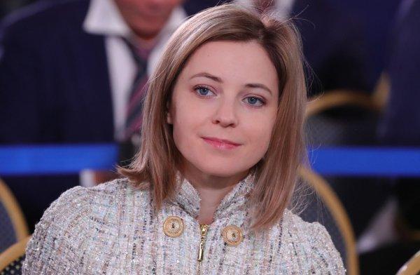 Поклонская предложила назвать боевой лазерный комплекс «Крым»