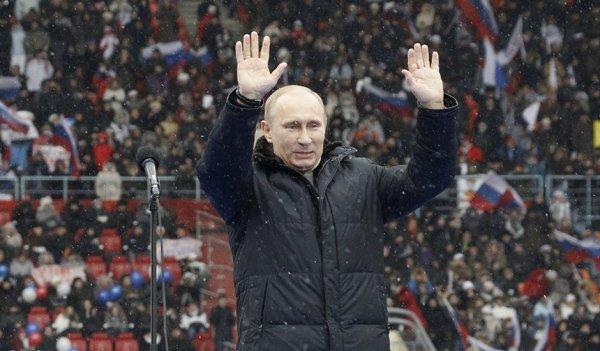 Киркоров, Газманов, Расторгуев и все-все-все: Кто пришел поддержать Путина на концерт-митинг в «Лужниках»