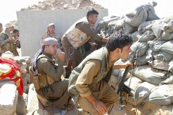 Курды сообщили об обстреле мирных жителей Африны турецкими танками