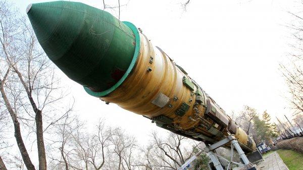 Утечку сведений по ракете «Сармат» сделали намеренно для США