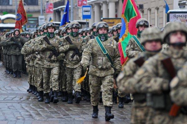 Кадровый резерв вооруженных сил Украины превысил 150 тыс. человек