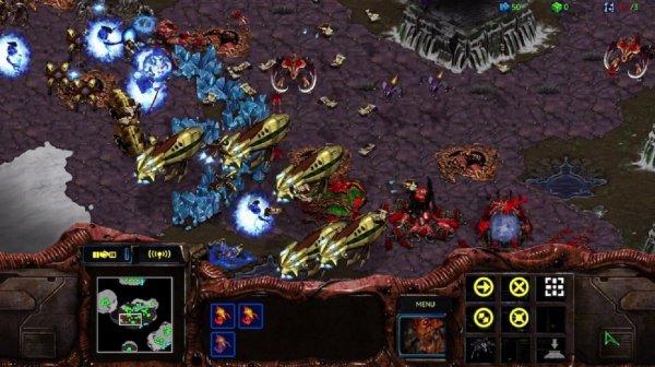 Blizzard преподнесет подарки в честь «межгалактического юбилея» – 20 лет StarCraft