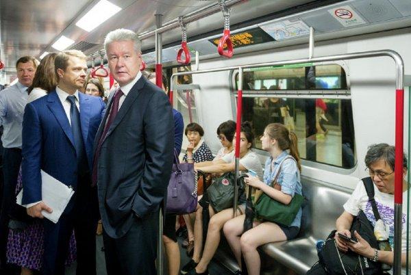Работников метрополитена Москвы ожидает повышение зарплат на 4%