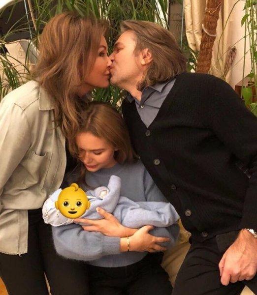 Дмитрий Маликов не может выбрать имя для своего сына уже полтора месяца