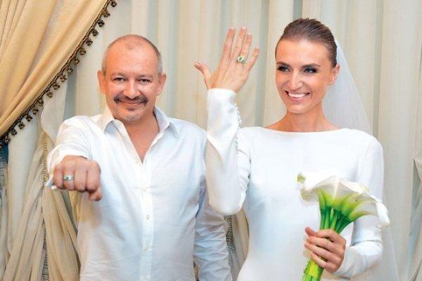 Дмитрий Марьянов при жизни называл свою жену «страшко»