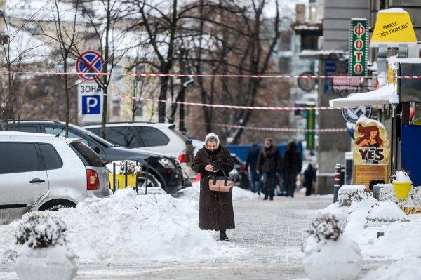 Киеву грозит самое глобальное потопление за последние годы