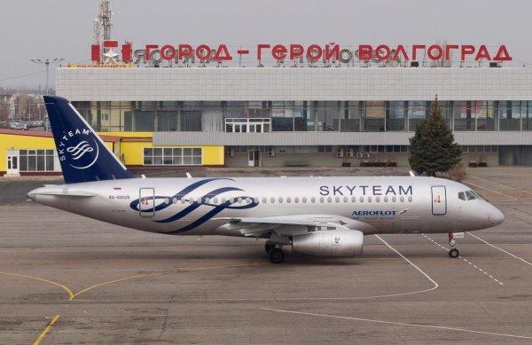 Из-за курящего пассажира самолёт экстренно сел в Волгограде