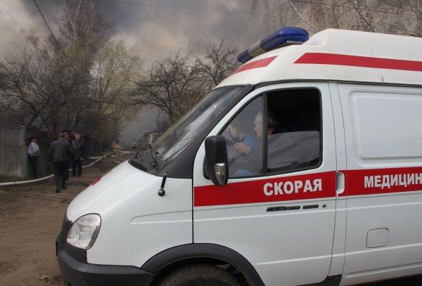 В гараже в Таганроге взорвался автомобиль