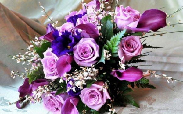 """Доставка цветов в России и всему миру: """"Русский букет"""""""
