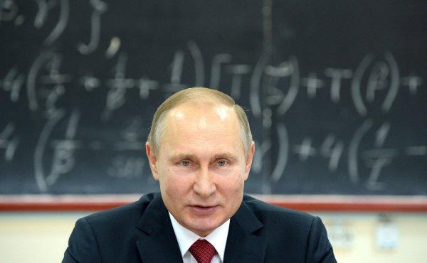 Путин поприветствовал организацию Транссибирского арт-фестиваля