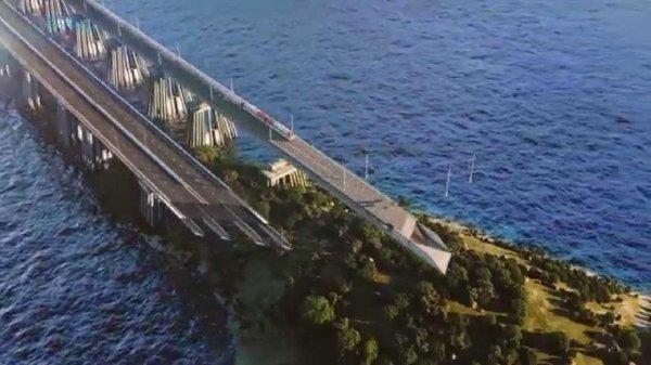 Во время строительства Крымского моста обнаружили моллюск из Тихого океана