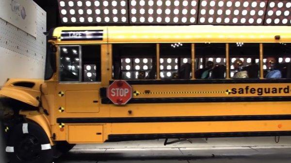 Минстранс собирается ввести дорожный знак для автобусов к ЧМ-2018