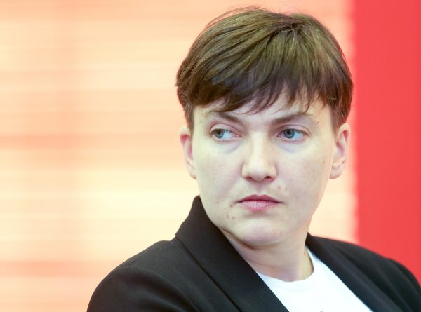 Савченко опровергла обвинения в бегстве в РФ снимком из ПАСЕ
