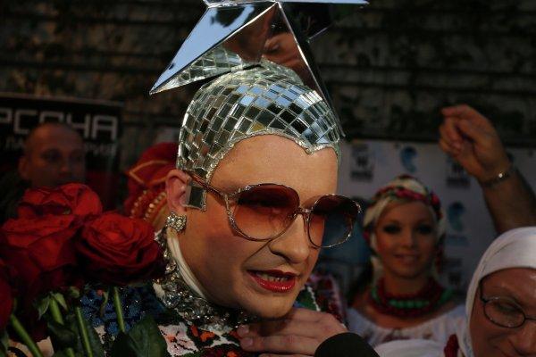 Данилко рассказал о последствиях потери России для украинских артистов