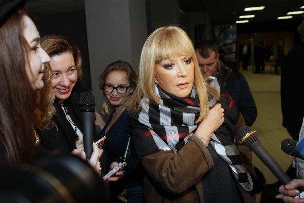 """Надо же!"": Пугачева и Галкин бросили ребенка дома"