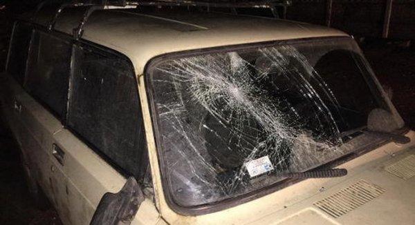 В Крыму на тротуаре водитель сбил двоих детей и сбежал