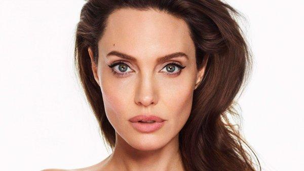 Год без свиданий: Анджелина Джоли не заводила роман после развода с Брэдом Питтом